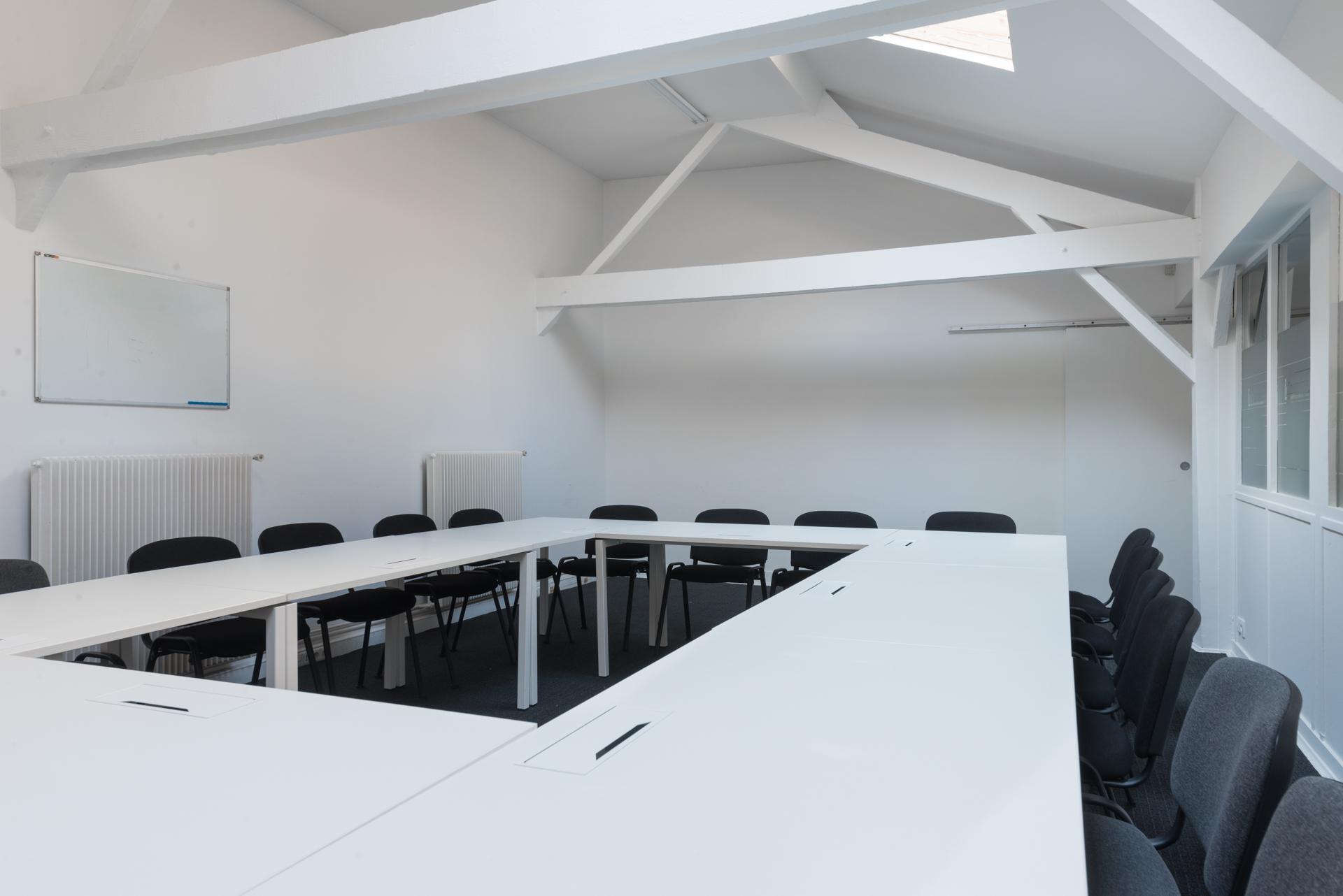 Coworking et espace de bureaux quartier trapèze ile seguin à boulogne