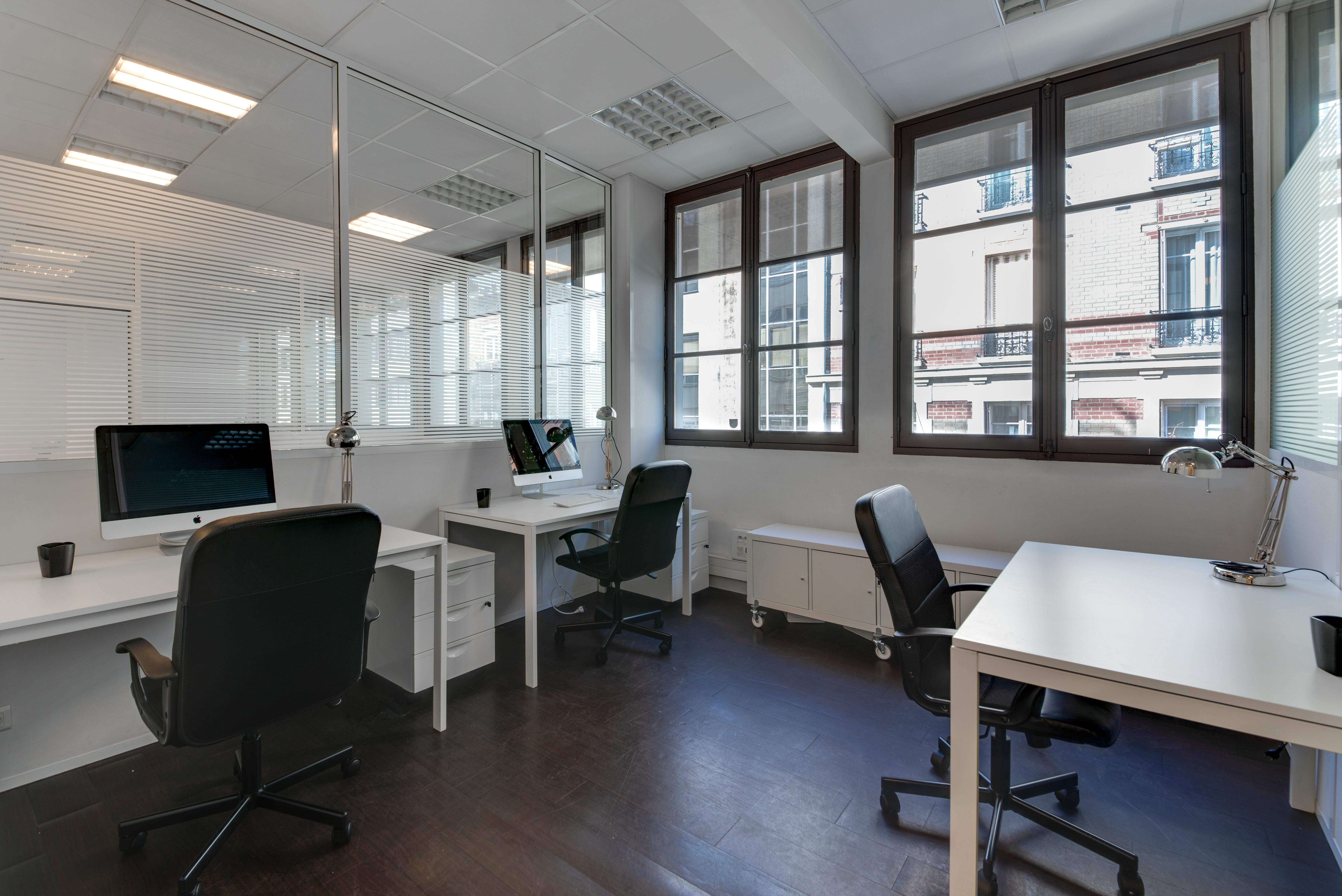 Bureaux Partagés France : Startup bureauxapartager le premier site de partage de bureaux